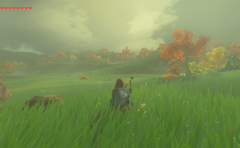 Games for Writers – <i>The Legend of Zelda: Breath of the Wild</i> Is a Great Fantasy World Simulator